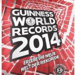 Cover Rezension Guinness World Records Buch 2014 Amazon