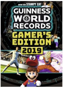Cover Rezension Guinness World Records Gamer's Edition 2019