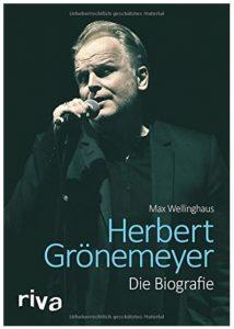 Cover Rezension Herbert Grönemeyer Die Biografie Max Wellinghaus
