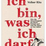 Cover Rezension Ich bin, was ich darf Volker Kitz