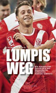 Cover Rezension Lumpis Weg Frank Lehmkuhl Delius Klasing Verlag