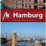 Cover Rezension MM City Hamburg Reiseführer Matthias Kröner
