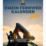 Cover Rezension Mein Fernweh-Kalender 2021 Delius Klasing