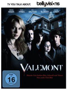Cover Rezension Produkttest Valemont - Die komplette Serie Amazon
