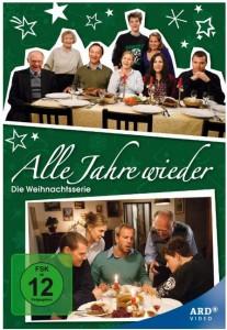 Cover Rezension Review Alle Jahre wieder - Die Weihnachtsserie