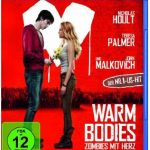 Cover Rezension Review Warm Bodies Blu-ray Amazon