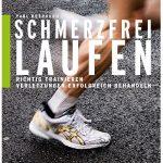 Cover Rezension Schmerzfrei laufen Paul Hobrough