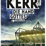 Cover Rezension Scott Manson Die Hand Gottes Philip Kerr