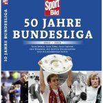 Cover Rezension SportBild 50 Jahre Bundesliga 1963-2013