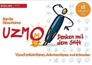 Cover Rezension UZMO Denken mit dem Stift Martin Haussmann