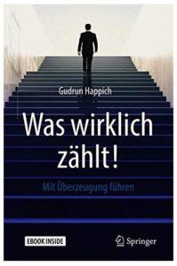 Cover Rezension Was wirklich zählt Gudrun Happich
