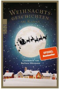 Cover Rezension Weihnachtsgeschichten am Kamin 34 Barbara Mürmann