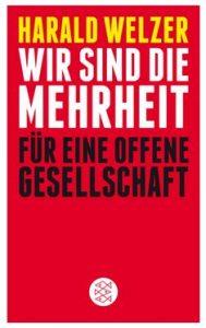 Cover Rezension Wir sind die Mehrheit Harald Welzer