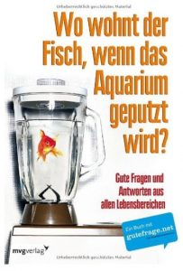Cover Rezension Wo wohnt der Fisch, wenn das Aquarium geputzt wird
