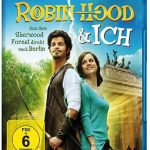 Cover Robin Hood & Ich Blu-ray Film-Review