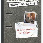 Cover Stromberg Büro ist Krieg Erinnerungsalbum für Kollegen Produkttest
