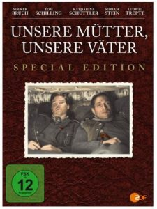 Cover Unsere Mütter, unsere Väter - Special Edition 3 DVDs
