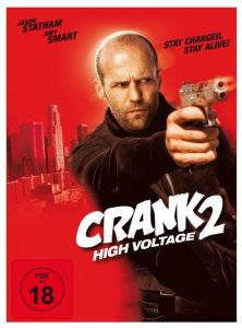 Crank 2 High Voltage DVD Jason Statham