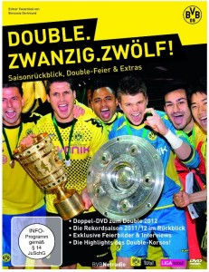 DOUBLE.ZWANZIG.ZWÖLF! Saisonrückblick, Double-Feier & Extras 2 DVDs Amazon Rezension Produkttest Cover