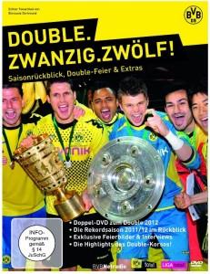 DOUBLE.ZWANZIG.ZWÖLF! Saisonrückblick, Double-Feier & Extras 2 DVDs Amazon Rezension Produkttest Cover