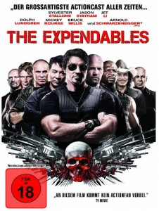 DVD Cover The Expendables