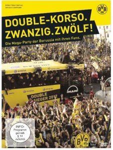 DVD Review BVB Borussia Dortmund Double-Korso.Zwanzig.Zwölf! Cover