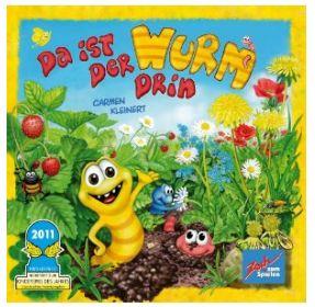 Da ist der Wurm drin Kinderspiel des Jahres 2011 Zoch Verlag
