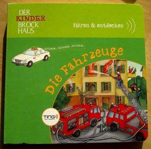 Der Kinder Brockhaus Die Fahrzeuge Cover