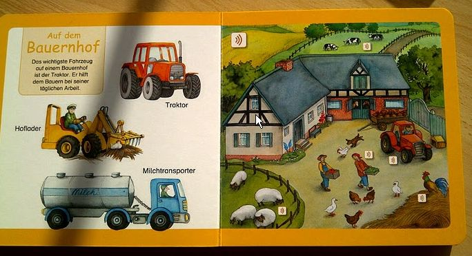 Der Kinder Brockhaus Die Fahrzeuge Seitenansicht