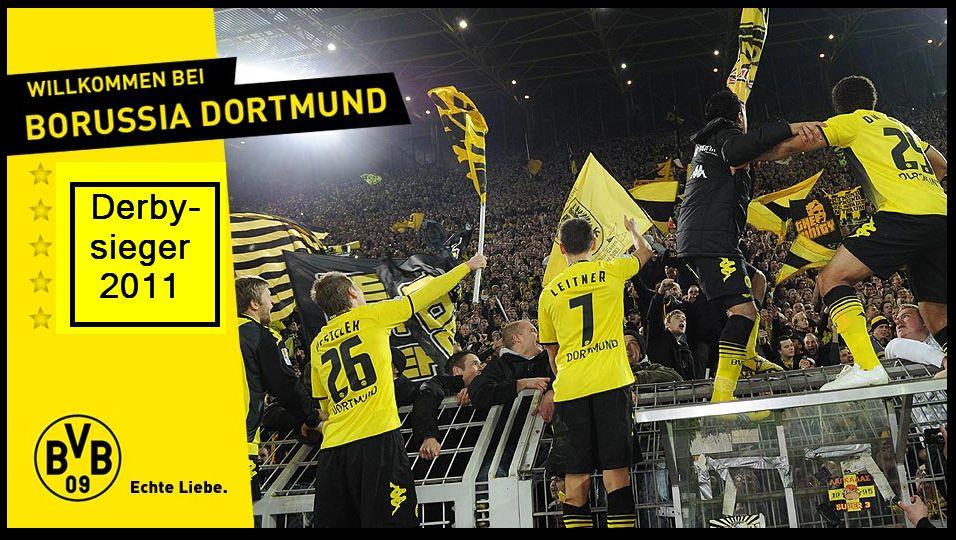 Derbysieger Borussia Dortmund 2011