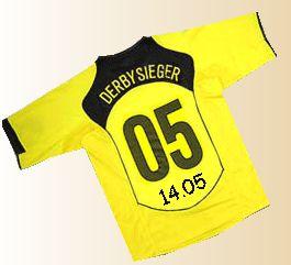 Derbysieger Trikot Derbytrikot BVB Borussia Dortmund
