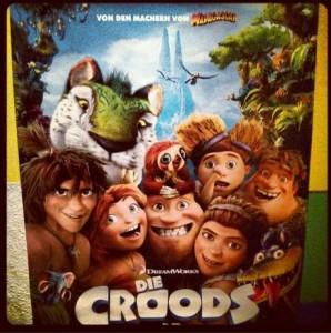 Die Croods Film Kino Filmkritik Rezension Filmplakat
