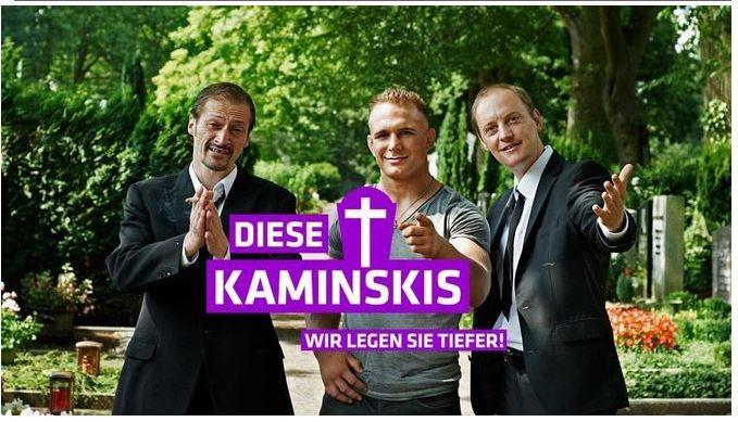 Diese Kaminskis - Wir legen Sie tiefer! - ZDFneo