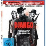 Django Unchained Blu-ray Cover Rezension Review Produkttest Amazon