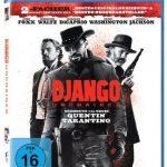 Django Unchained Blu-ray Cover Rezension Review Produkttest Amazon