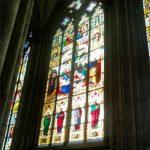 Dom Kölner Dom Kirchenfenster Sonne
