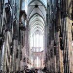 Dom Kölner Dom Mittelschiff