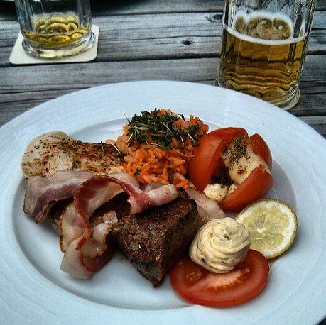 Dorint Winterberg Sauerland Dorfschänke Grillteller