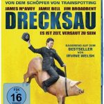 Drecksau Cover Filmkritik Review Blu-ray