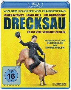 Drecksau Cover Filmkritik Review Blu-ray
