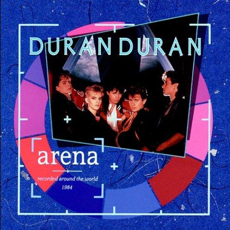 Duran Duran Arena LP Cover