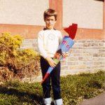 Einschulung 1981 Grundschule Amelunxen