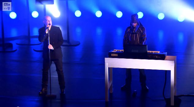 Electronic Beats presents Pet Shop Boys live in Berlin - YouTube