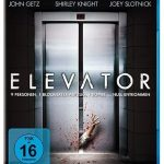 Elevator Cover Rezension Kritik Film Blu-ray DVD