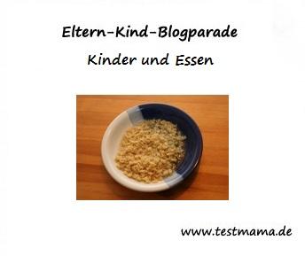 Eltern Kind Blogparade Februar Kinder Ernährung