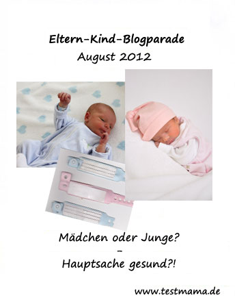 Eltern-Kind-Blogparade August 2012