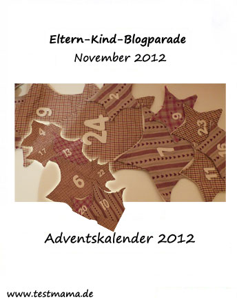Eltern Kind Blogparade November 2012