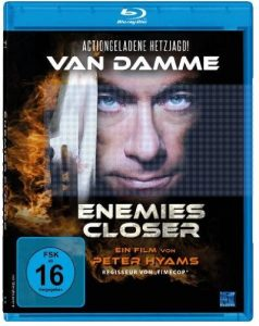 Enemies Closer Bad Country Blu-ray Cover Film-Kritik Review