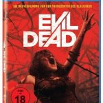 Film-Review Cover Evil Dead Blu-ray