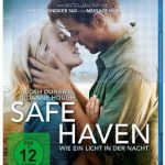 Film-Review Cover Safe Haven - Wie ein Licht in der Nacht Blu-ray